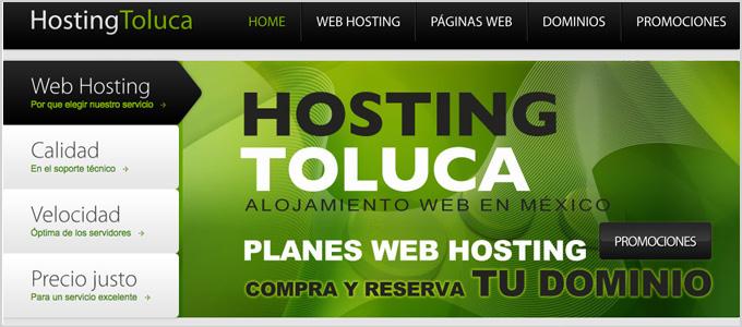qué es hosting y dominio, diseño de páginas web, creación de